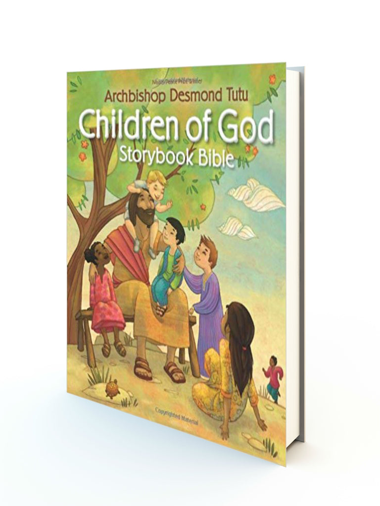 CHILDREN OF GOD STORYBOOK BIBLE - Redemption Store