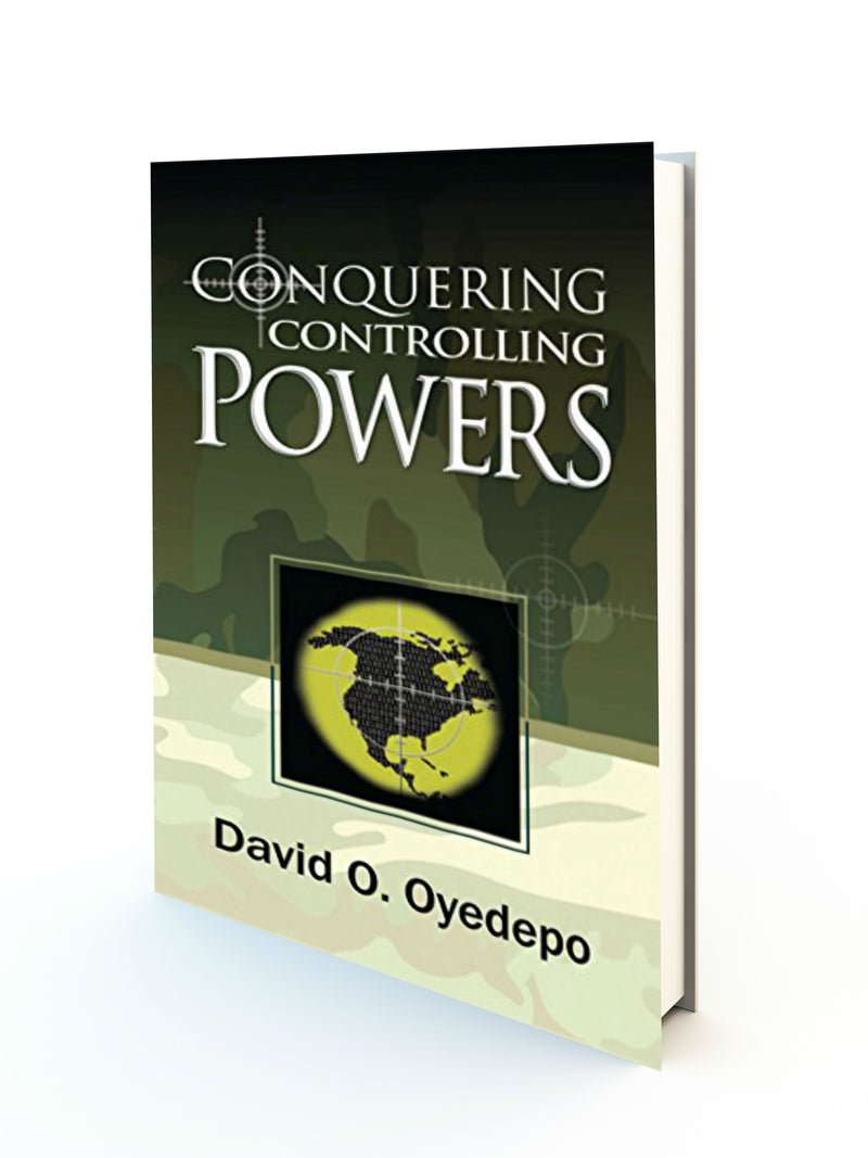 Conquering Controlling Powers - Redemption Store
