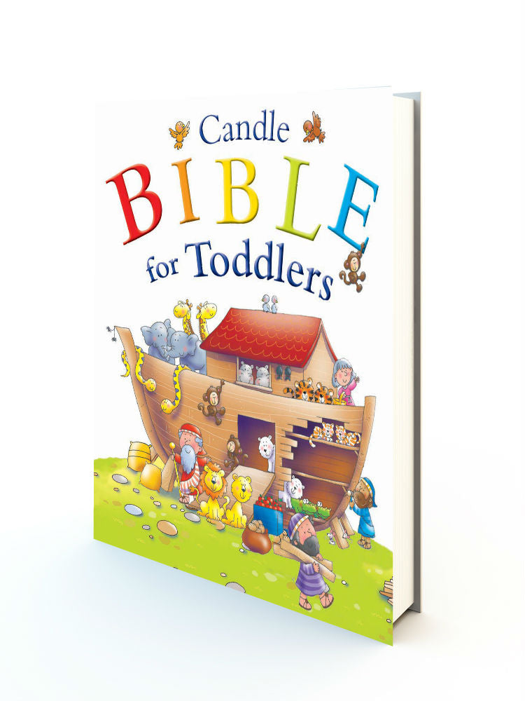 Candle Bible For Toddlers - Redemption Store