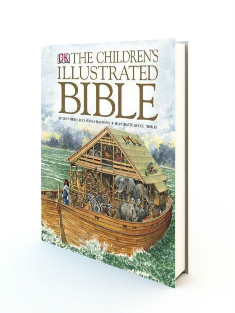 Children's Illustrated Bible - Redemption Store