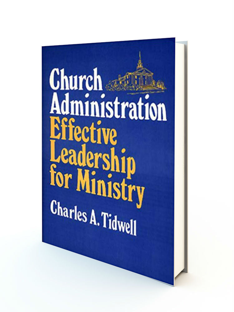 Church Admin Effective Leadership - Redemption Store