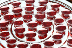 Holy Communion Bread & 100% Grape Juice