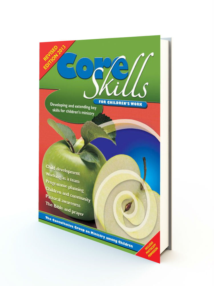 Core Skills  for Children's Work - Redemption Store