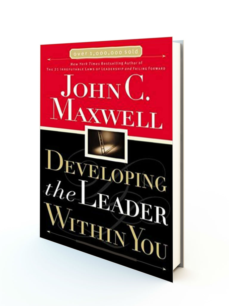 Developing The Leader Within You - Redemption Store