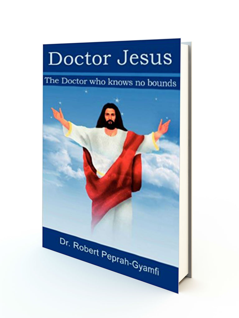 Doctor Jesus Who Knows No Bounds - Redemption Store