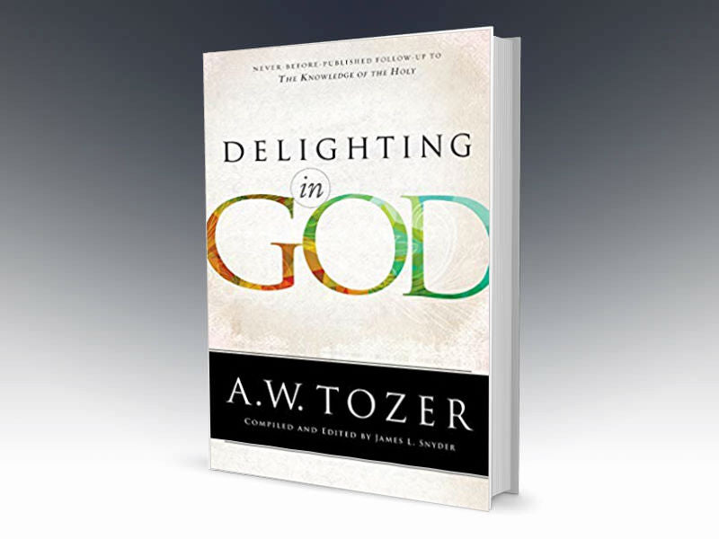 Delighting in God Paperback - Redemption Store
