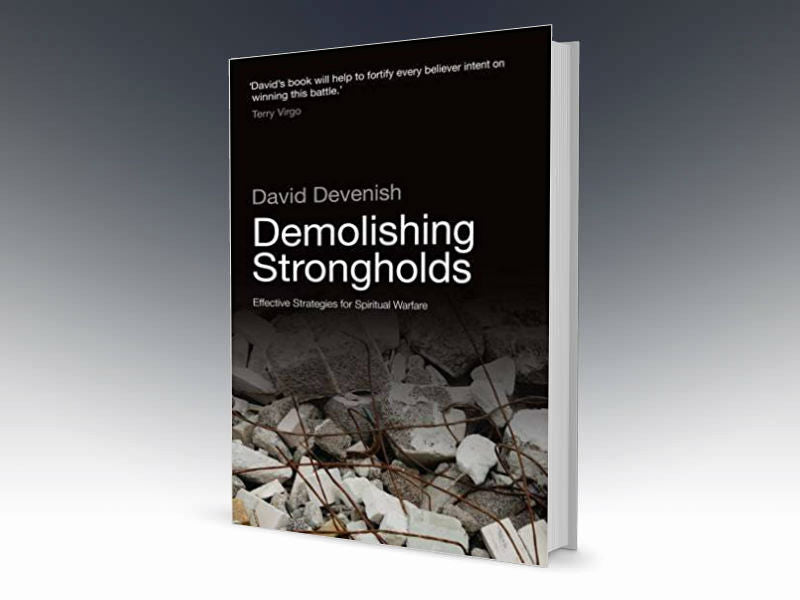 Demolishing Strongholds Paperback - Redemption Store