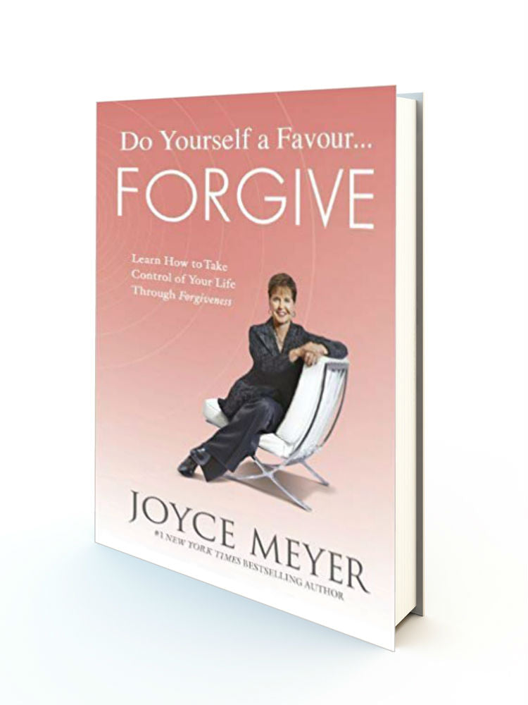Do Yourself a Favour ... Forgive: Learn How to Take Control of Your Life Through Forgiveness by Joyce Meyer. Hardback - Redemption Store