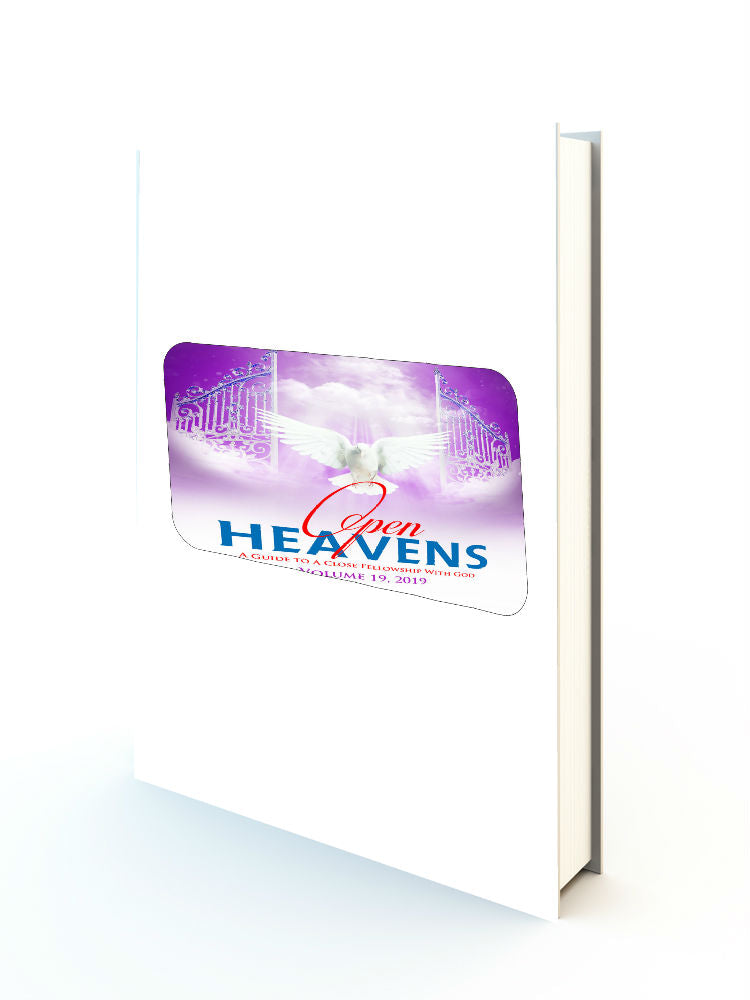 Electronic Open Heavens 2020 (for Android Mobile Phones Only) - Redemption Store