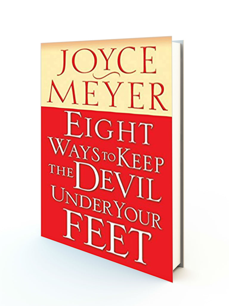 Eight Ways To Keep The Devil Under Your Feet - Redemption Store