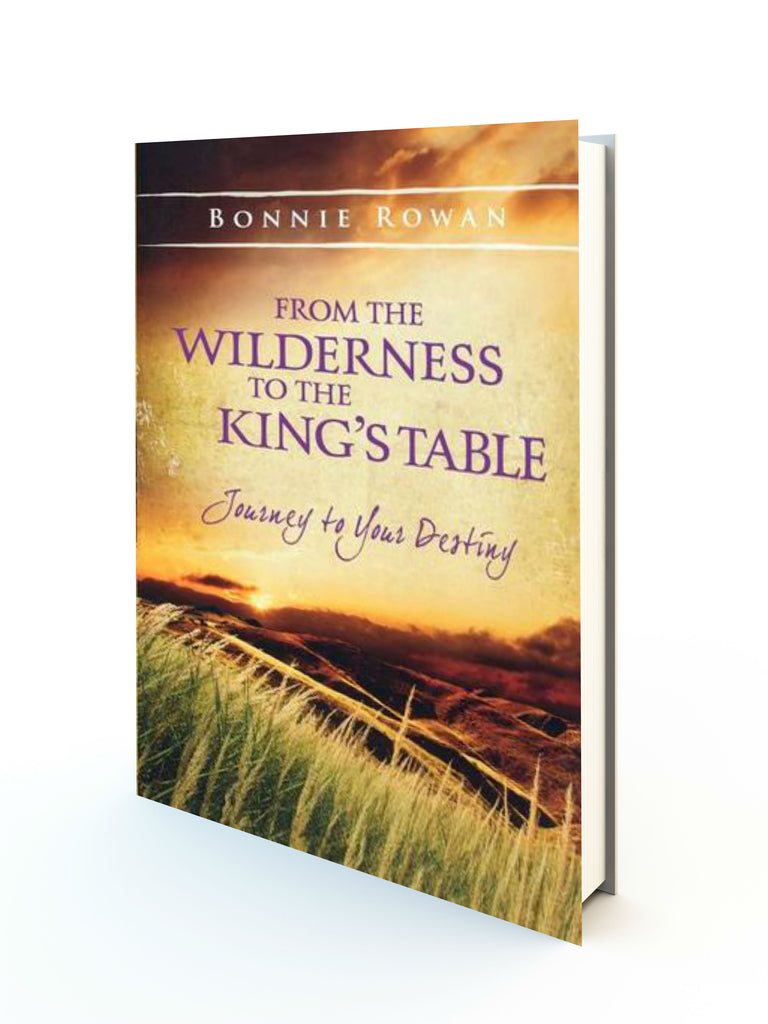 From The Wilderness To The King's Table - Redemption Store