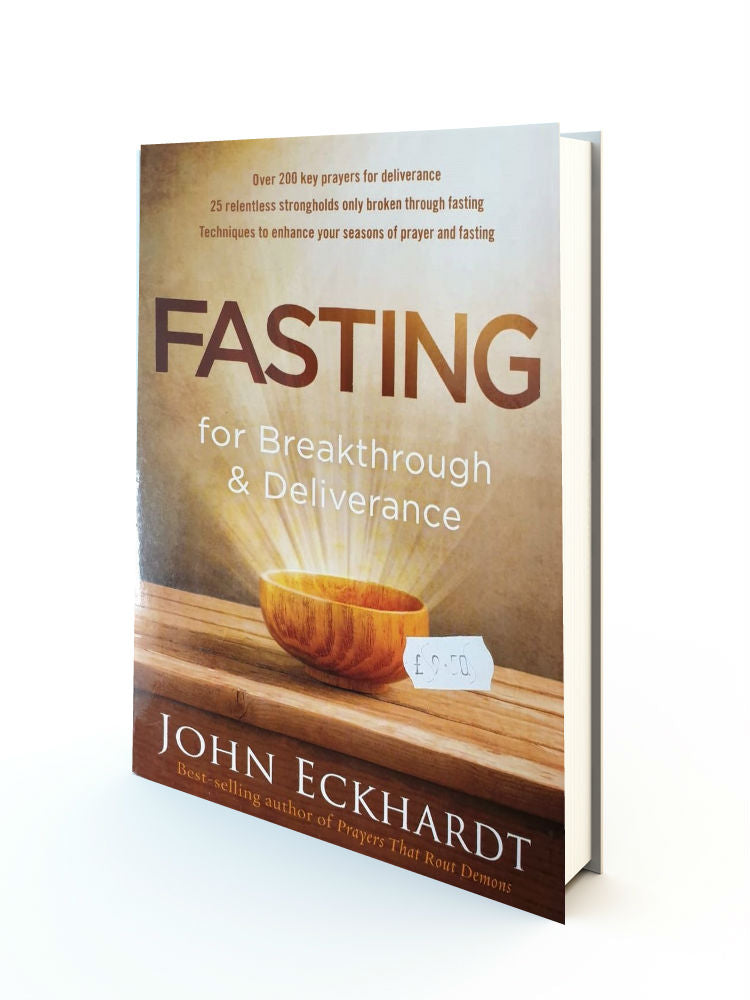Fasting for Breakthrough and Deliverance - Redemption Store