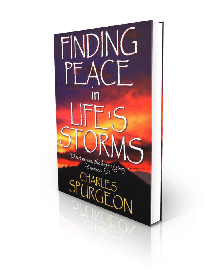 Finding Peace In Life's Storms - Redemption Store