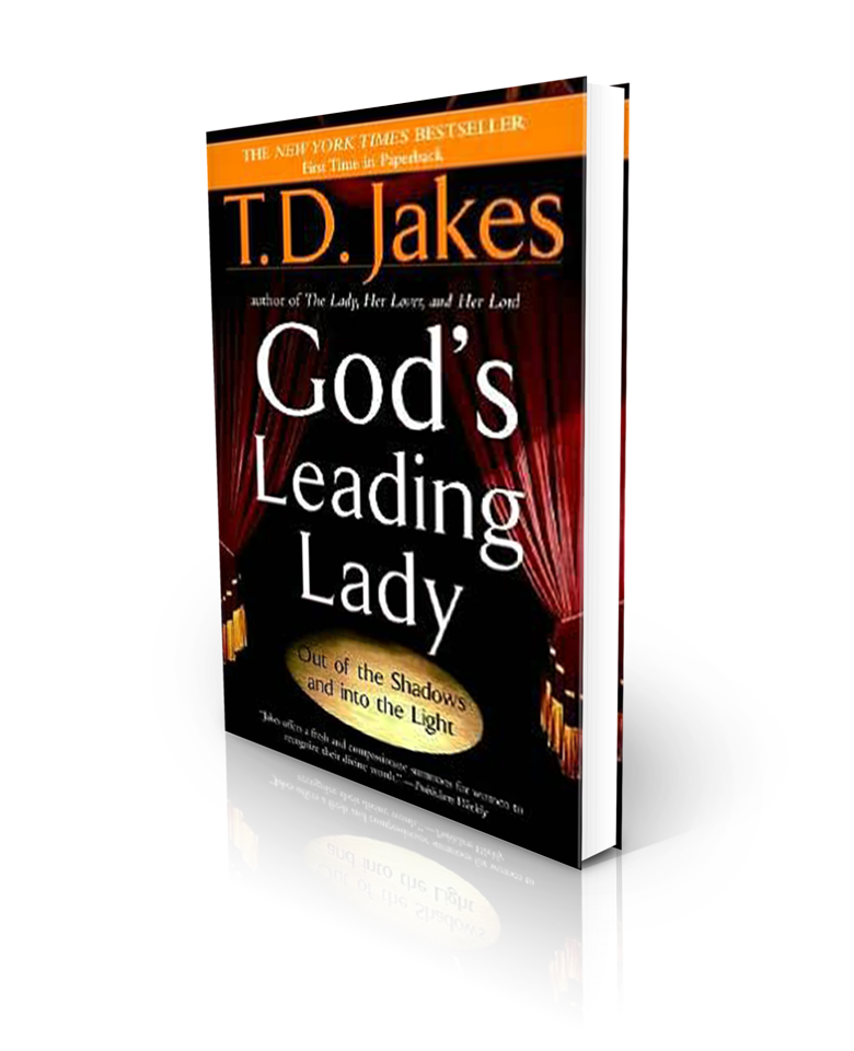 God's Leading Lady - Redemption Store