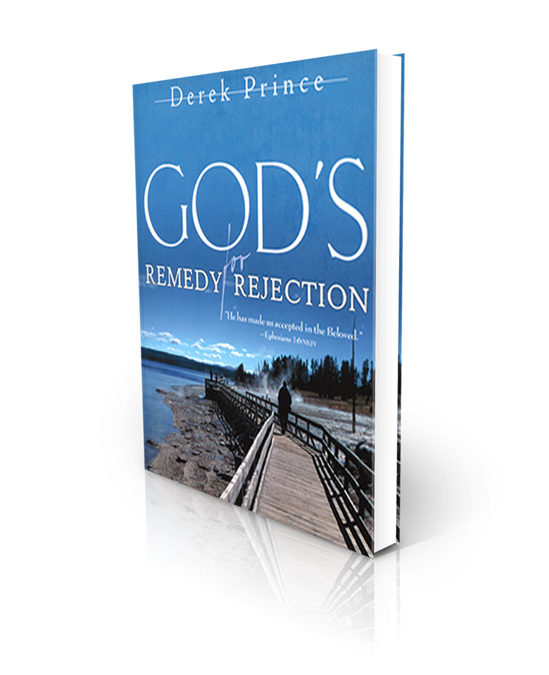 God's Remedy For Rejection - Redemption Store