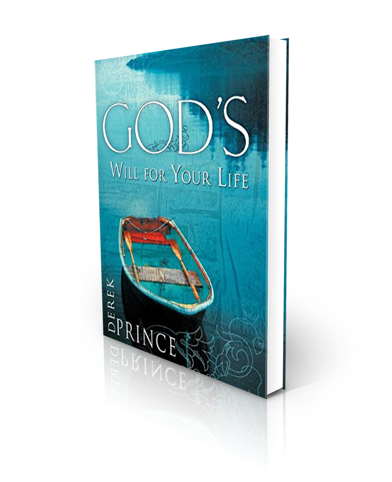 God's Will For Your Life - Redemption Store
