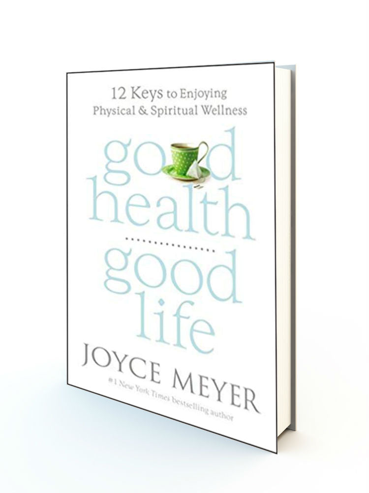 Good Health, Good Life: 12 Keys to Enjoying Physical and Spiritual Wellness - Redemption Store