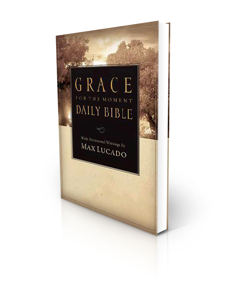 Grace For The Moment Daily Bible - Redemption Store