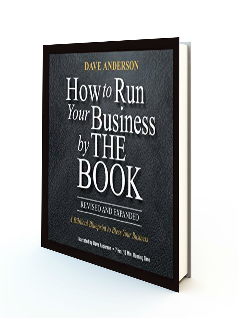 How To Run Your Business By The Book - Redemption Store