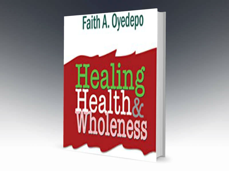 Healing Health & Wholeness - Redemption Store