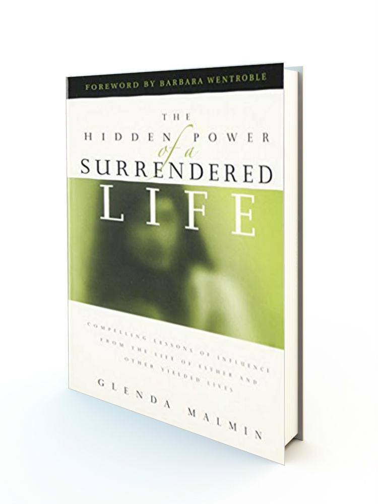 Hidden Power Of A Surrendered Life - Redemption Store