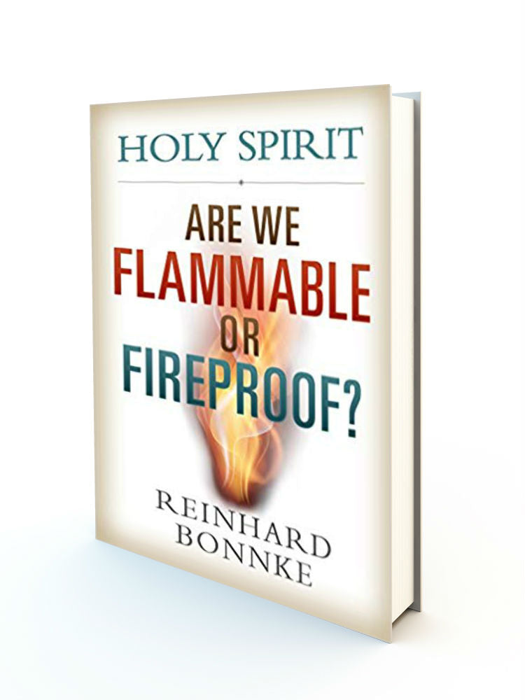 Holy Spirit: Are We Flammable or Fireproof? - Redemption Store