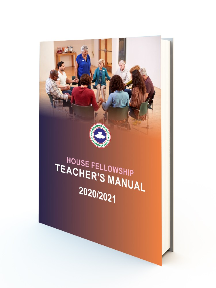 House Fellowship Teacher's Manual 2020/21 (Pre-order)