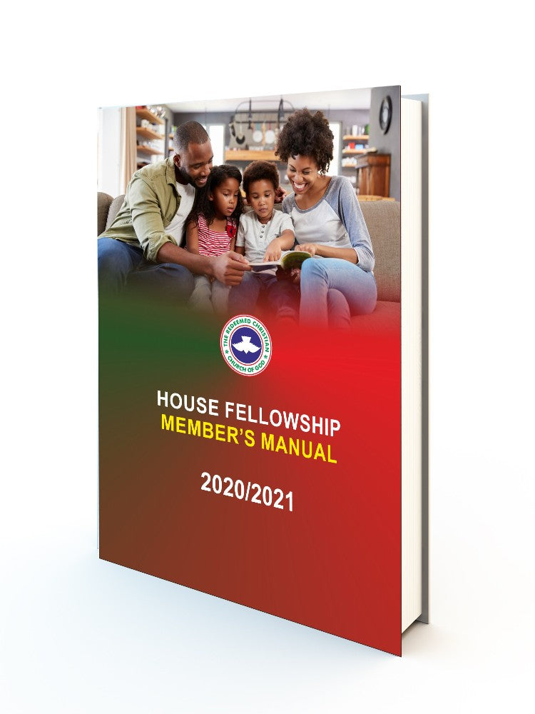 House Fellowship Manual 2020/21 Edition - Pre-order
