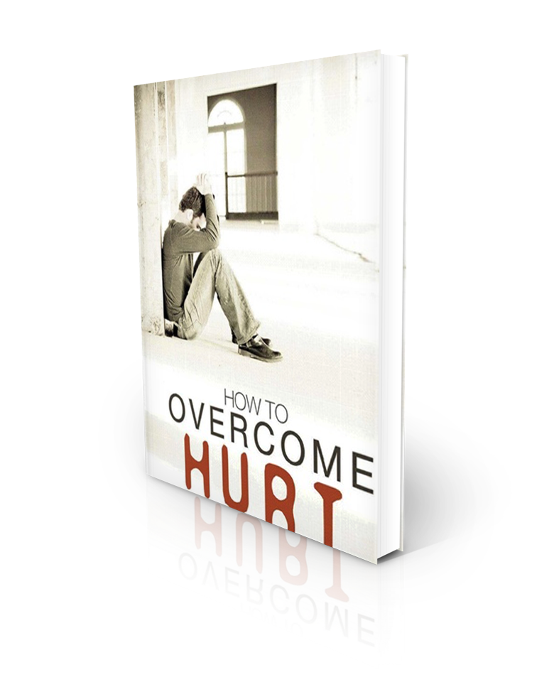 How To Overcome Hurt - Redemption Store
