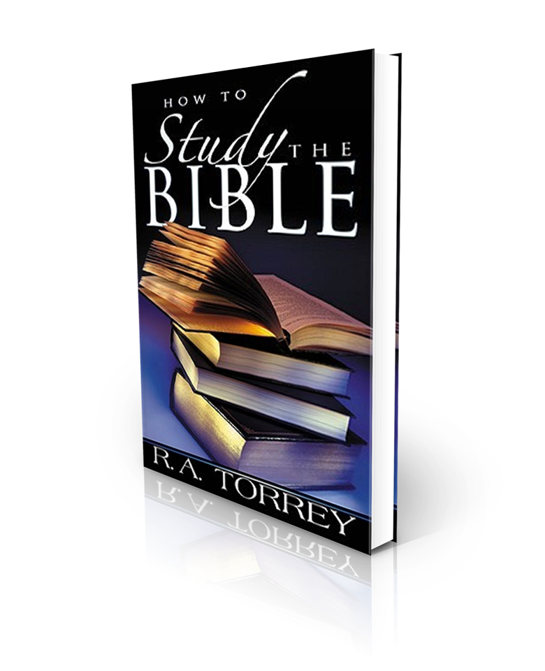How To Study The Bible - Redemption Store