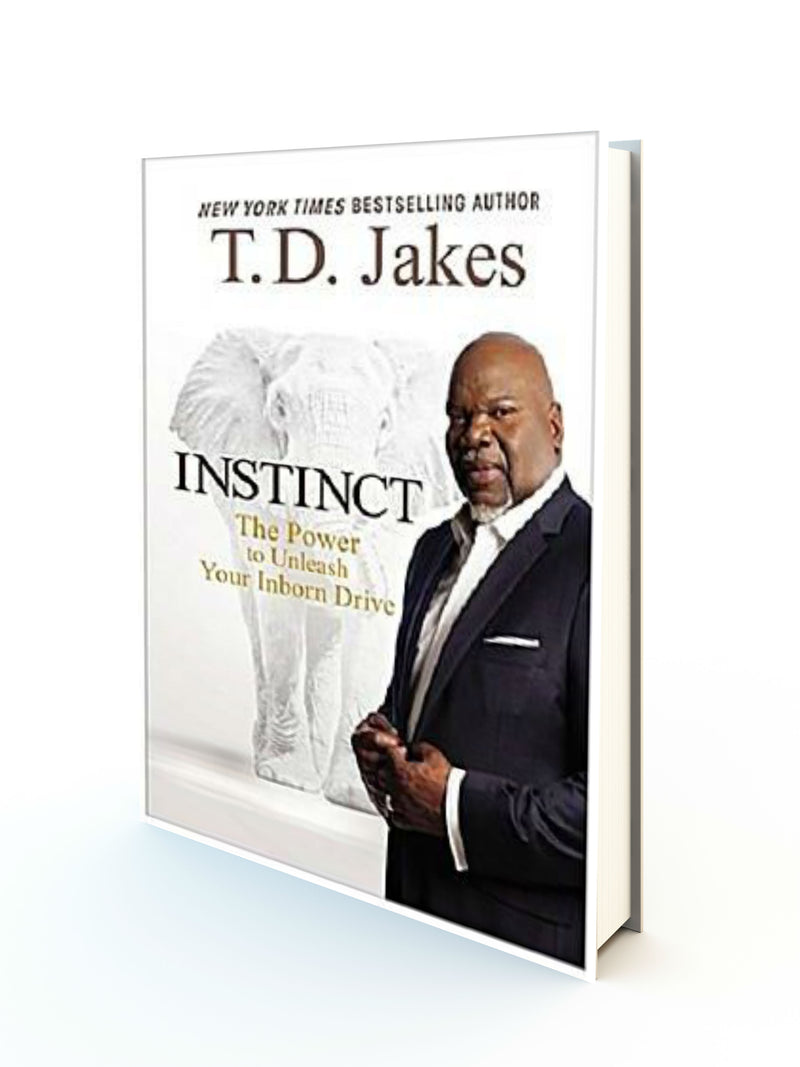 Instinct: The Power To Unleash Your Inborn Drive - Redemption Store