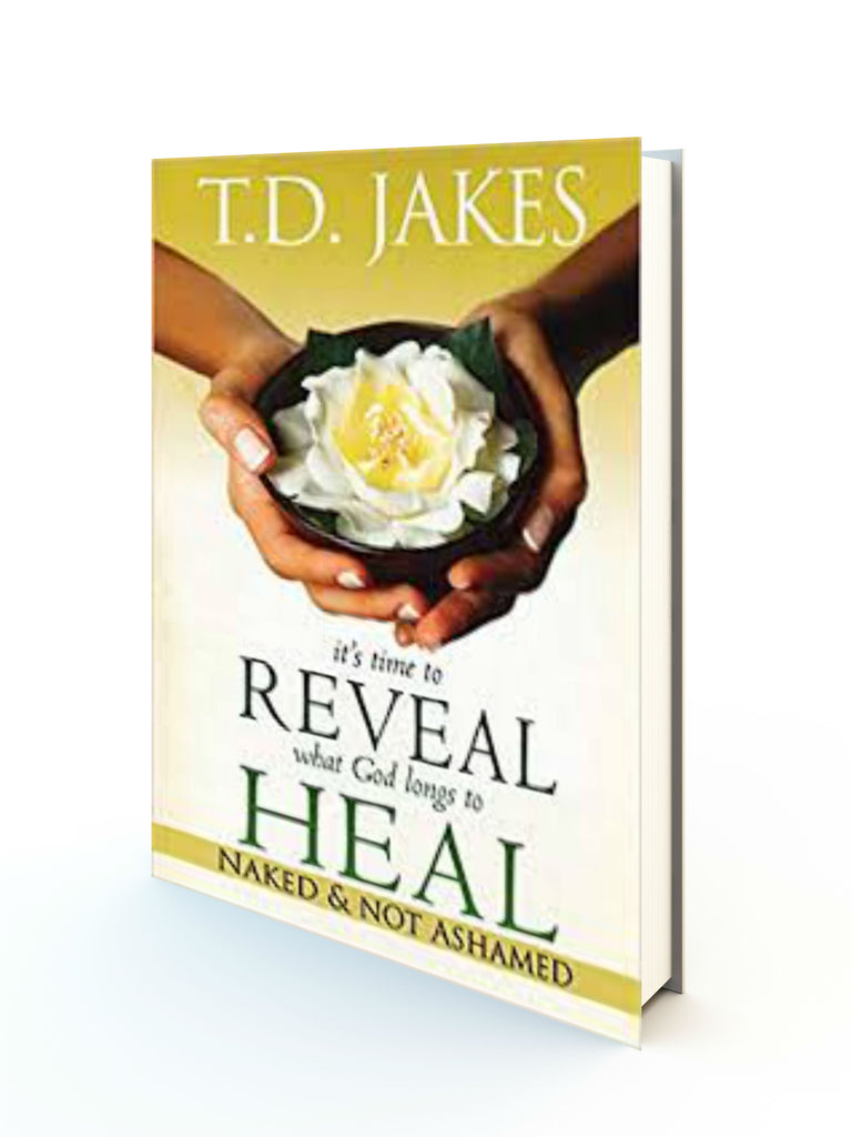 It's Time To Reveal What God Longs To Heal - Redemption Store