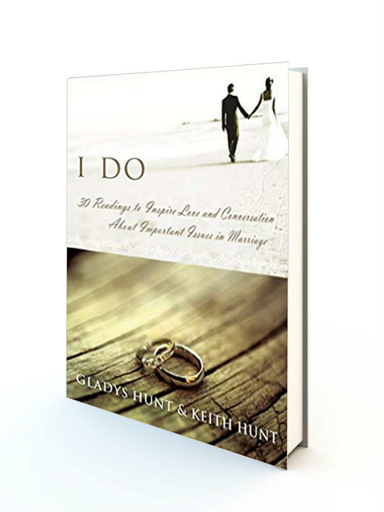 I Do: 30 Readings to Inspire Love and Conversation about Important Issues in Marriage - Redemption Store