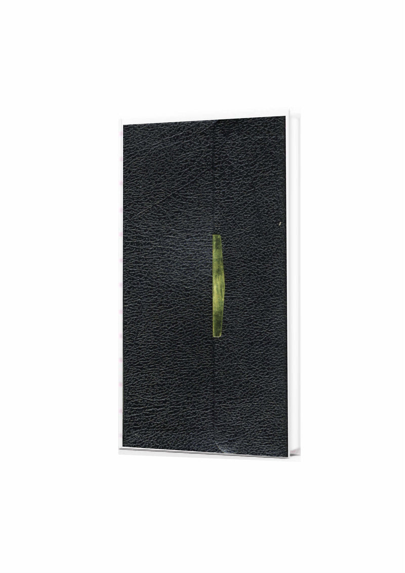 KJV Classic Companion Bible-Black Bonded Leather w/Snap Flap - Redemption Store