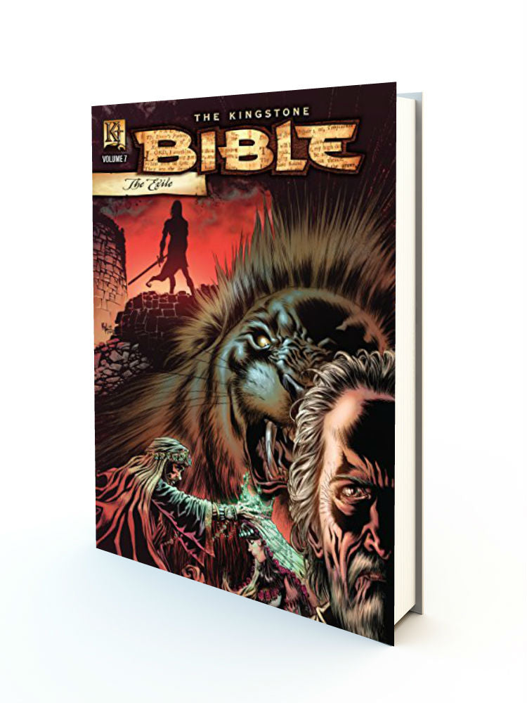 Kingstone Bible Vol. 7 - The Exile - Redemption Store
