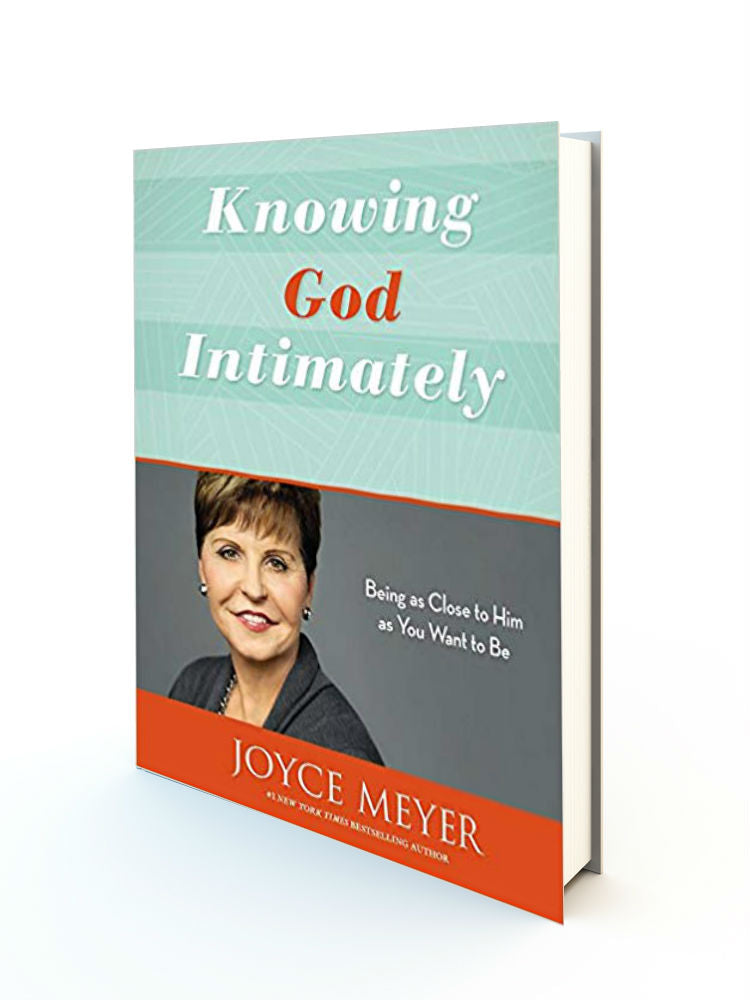 Knowing God Intimately - Redemption Store
