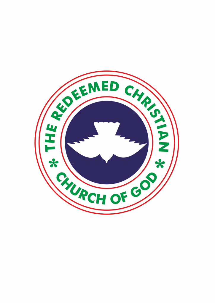 RCCG Logo Sticker - Redemption Store