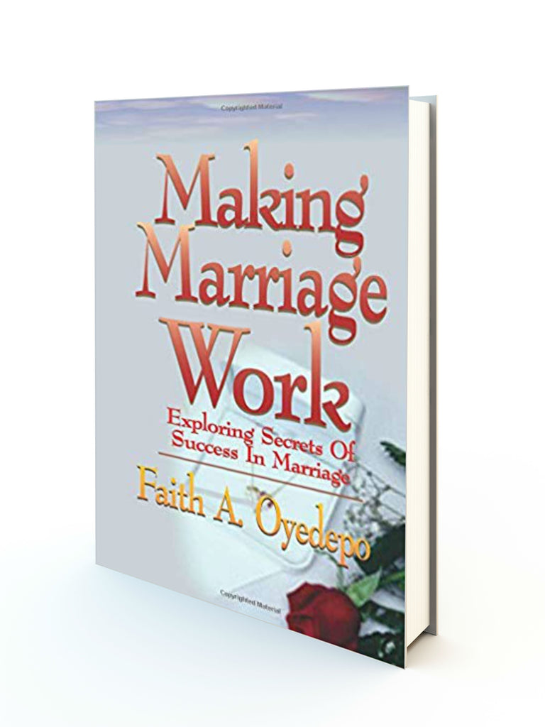 Making Marriage Work - Redemption Store
