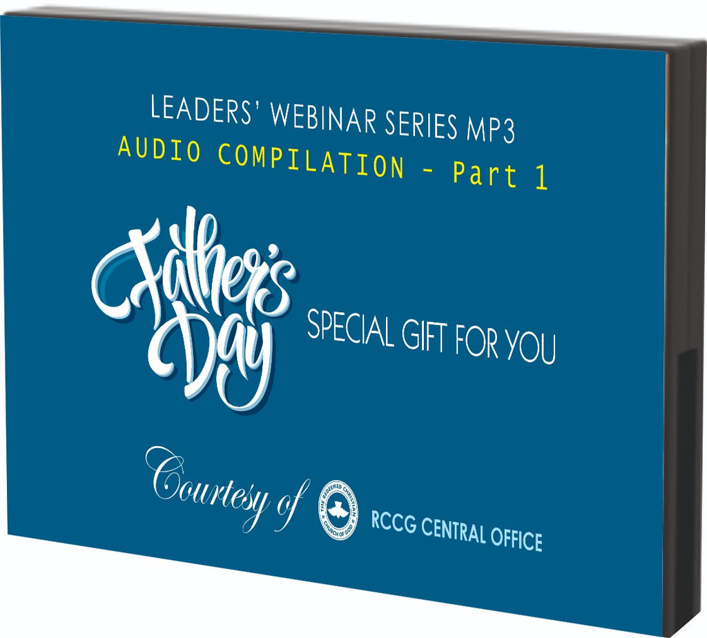 COVID-19 Leaders' Webinar Series- Part 1 - MP3 Download