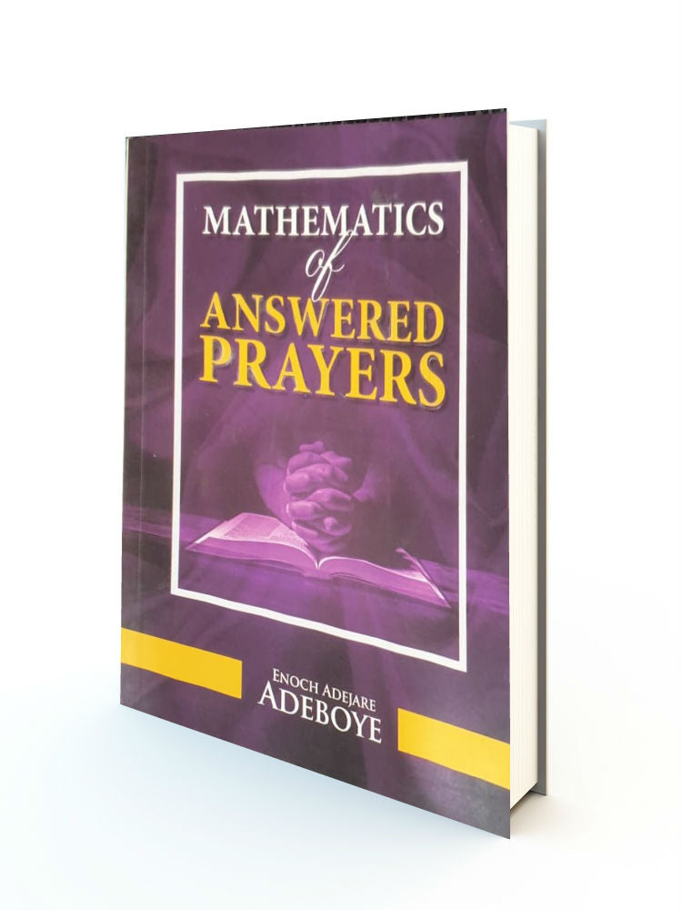 Mathematics of Answered Prayers - Redemption Store
