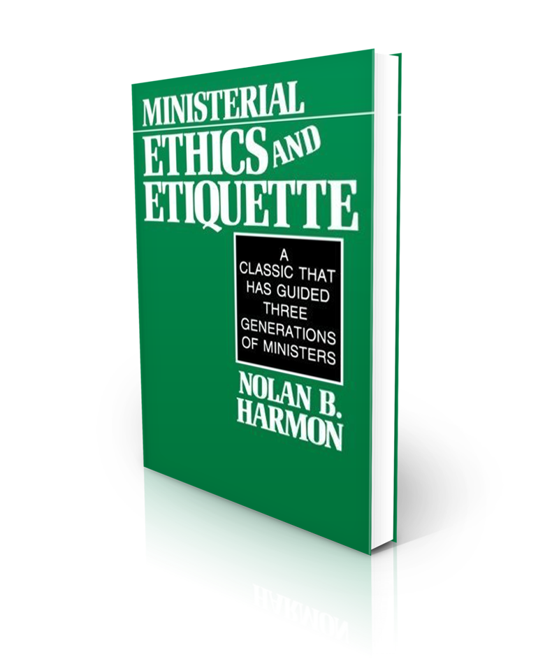 Ministerial Ethics And Etiquette - Redemption Store