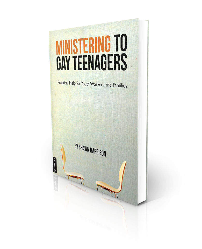 Ministering To Gay Teenagers - Redemption Store