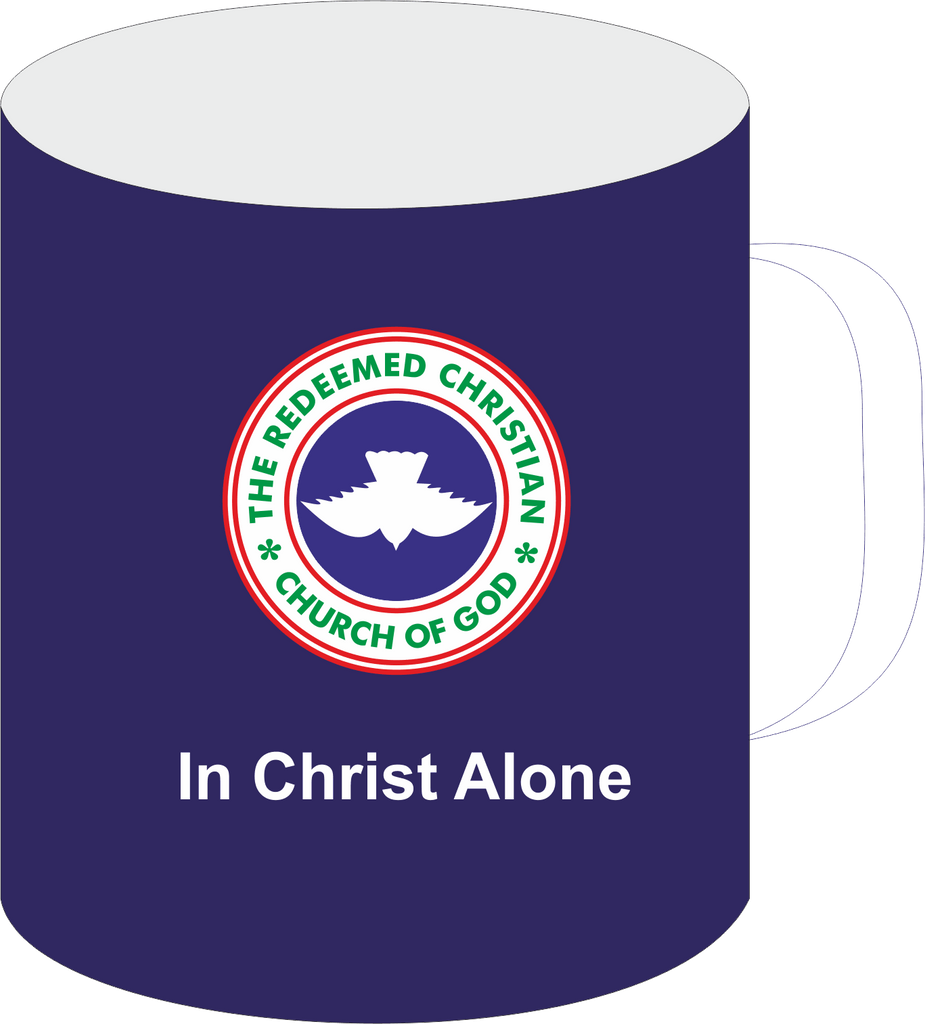 RCCG Logo Branded Heat Mug (Preorder Only) - Redemption Store