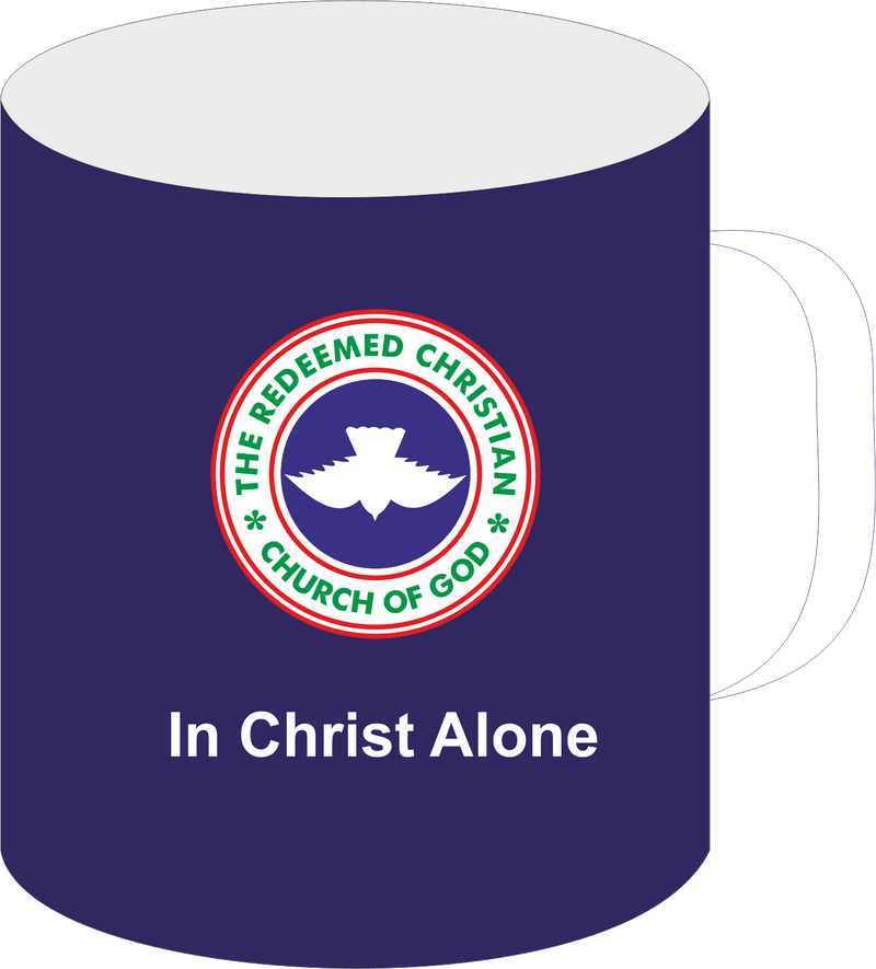 RCCG Logo Branded Heat Mug (Preorder Only)