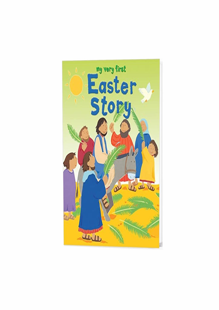 My Very First Easter Story (My Very First Bible Stories)