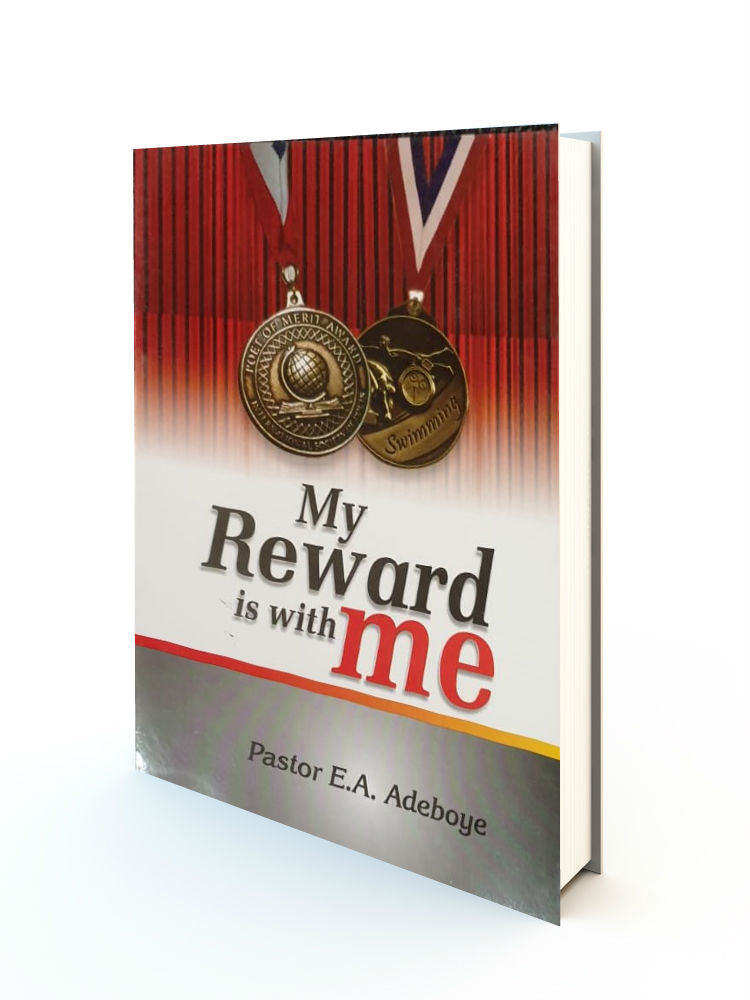 My Reward Is With Me - Redemption Store