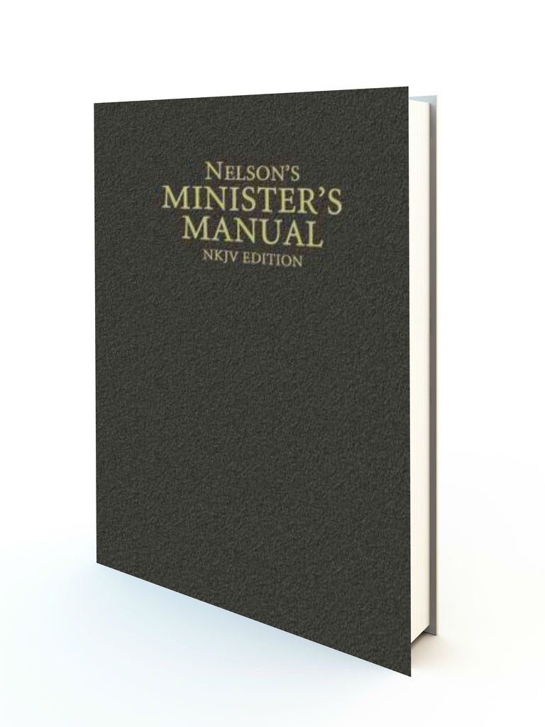 Nelson's Minister's Manual