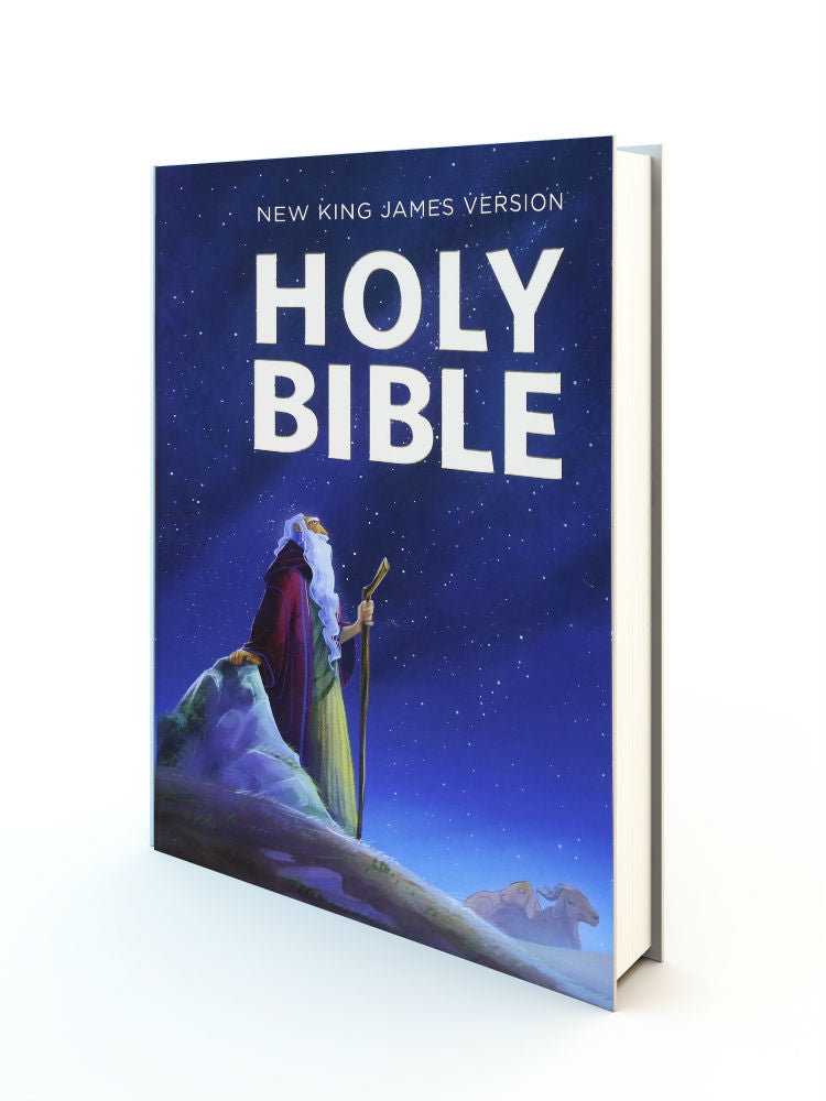 Children's Outreach Bible - NKJV Softcover Paperback - Redemption Store