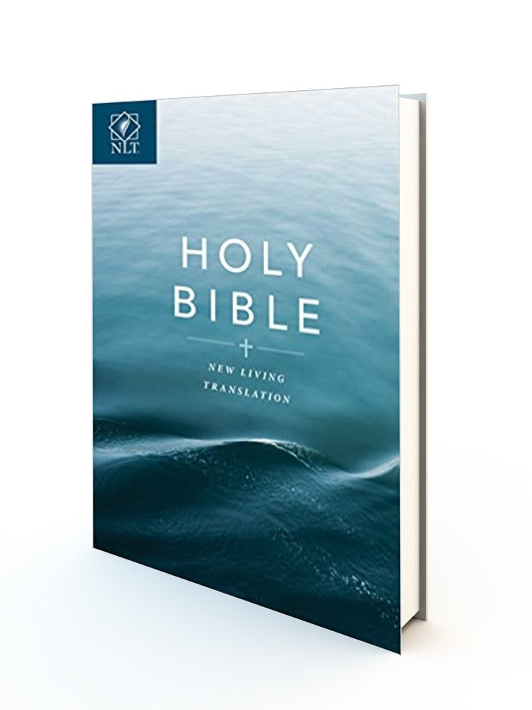 NLT Gift and Award Bible, Blue HB