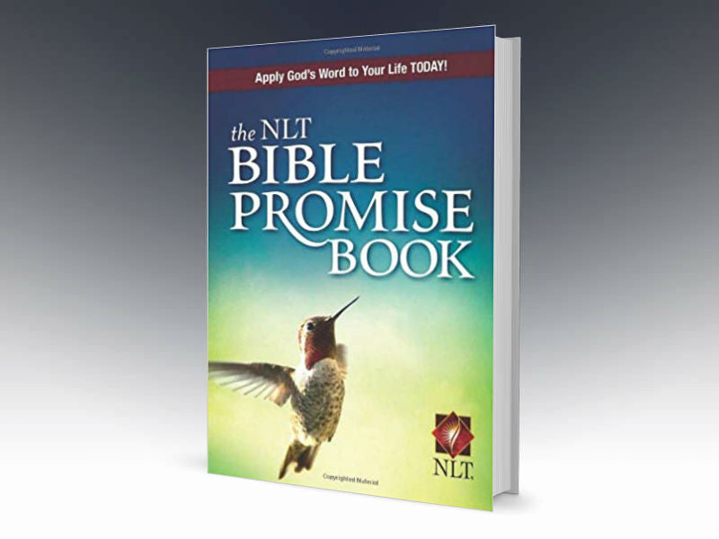 The NLT Bible Promise Book Paperback - Redemption Store